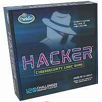 Hacker Cybersecurity Logic Game