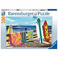 Hang Loose 500 Piece Puzzle