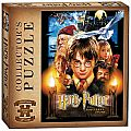 Harry Potter & the Sorcerer's Stone 550 Piece Puzzle
