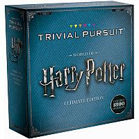 TRIVIAL PURSUIT: World of Harry Potter Ulitmate Edition