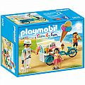 Playmobil Ice Cream Cart