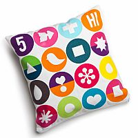 Craft-tastic Iron-On Pillow Kit