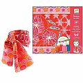 Djeco Japanese Garden Scarf Painting Kit