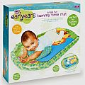 Earlyears Jungle Fun Tummy Time Mat