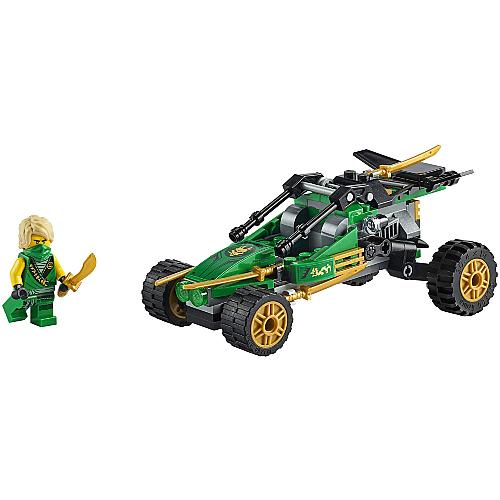 LEGO Ninjago Jungle Raider - Smart Kids Toys