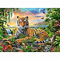 Jungle Tiger 300 pc Puzzle