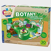 Kids First Botany Experimental Greenhouse