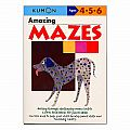 Kumon Amazing Mazes