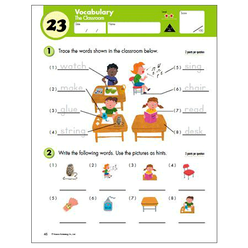 new! kumon workbooks grade 3-writing, reading and word problems ...
