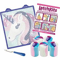 Latchkits - Unicorn Mini Rug