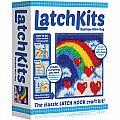 Latchkits - Rainbow Mini Rug
