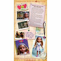 Lauryce Hearts for Hearts New Orleans Doll