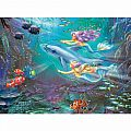 Little Mermaids 100 pc Puzzle