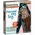 Craftivity Macrame-Zing Bag
