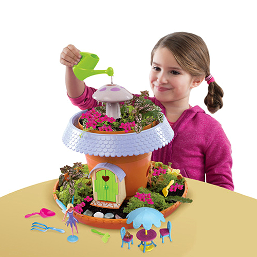 My Fairy Garden Magical Cottage Smart Kids Toys