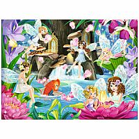 Magical Fairy Night 100 Piece Puzzle