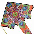 Mandala Large Easy Flyer Kite
