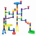 Marble Genius Marble Run Deluxe - 80 pc