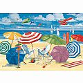 Meet Me at the Beach 300 pc Puzzle
