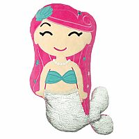Mermaid Reversible Sequin Pillow