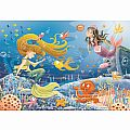 Mermaid Tales 60 Pc Puzzle