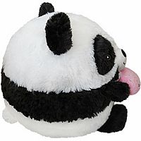 Mini Panda with Cupcake Squishable