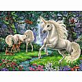 Mystical Unicorns 200 Pc Puzzle