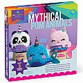 Craft-tastic Mythical Pom Animals