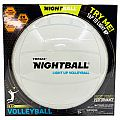 Nightball Volleyball - Pearl White