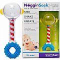 NogginSeek Peek & Seek Rattle