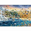 Our Wild World 1500 pc Puzzle