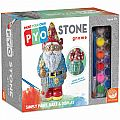 Paint Your Own Stone Garden Gnome