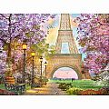 A Paris Stroll 1500 Pc Puzzle