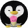 Penguin with Ice Cream Mini Squishable