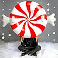 Peppermint Twist Big Snow Tube