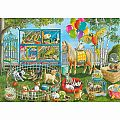 Pet Fair Fun 35 Pc Puzzle