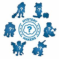 Plus-Plus Mystery Makers Series 1