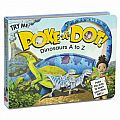 Poke a Dot Dinosaurs A to Z