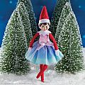 Elf on the Shelf Pastel Polar Princess Claus Couture