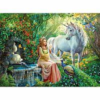 Princess & Unicorn 100 Piece Puzzle