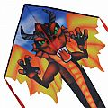 Red Dragon Easy Flyer Kite