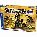 Thames & Kosmos Remote-Control Construction Vehicles