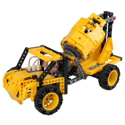 Remote Control Construction Toys : Thames kosmos remote control construction vehicles