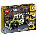 LEGO Creator 3in1 Rocket Truck