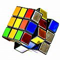 Rubik's 40th Anniversary Metallic Cube