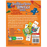 Scrambled States of America Deluxe Edition Game