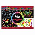 Scratch Art Deluxe Combo Set