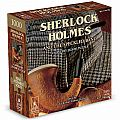 Sherlock Holmes & the Speckled Band Mystery Jigsaw Puzzle