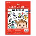 Faber-Castell Sketch Pad 9x12