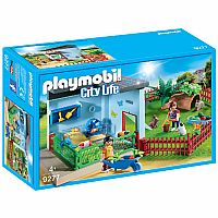 Playmobil Small Animal Boarding